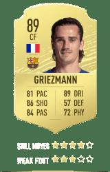 Griezmann FUT 20