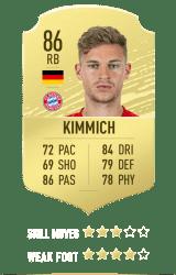 Kimmich FUT 20