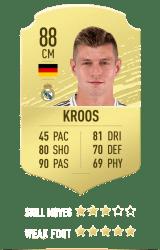 Kroos FUT 20