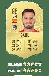 Saul FUT 20