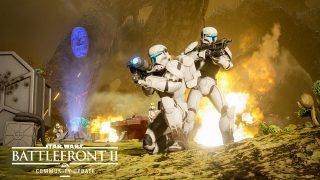 Star Wars Battlefront 2 Update Adds 4 Player Coop Mode