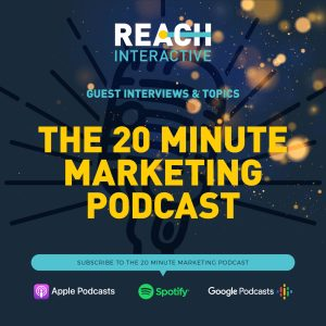 20 minute marketing podcast