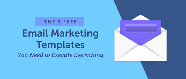 Free Email Marketing Report Template from Coschedule