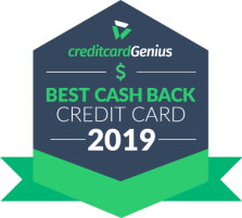 Best cash back credit cards in Canada for 2019 award seal