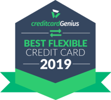 Best flexible credit cards in Canada for 2019 award seal