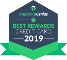 Best rewards credit cards in Canada for 2019 award seal