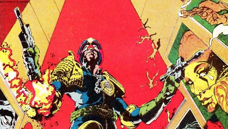 Comic Book 101 – Judge Dredd 7