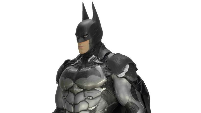 Finally, a life-size Batman for the home 1