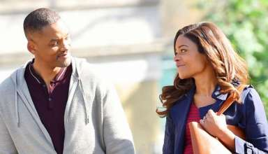 Collateral Beauty interview with Naomie Harris 1