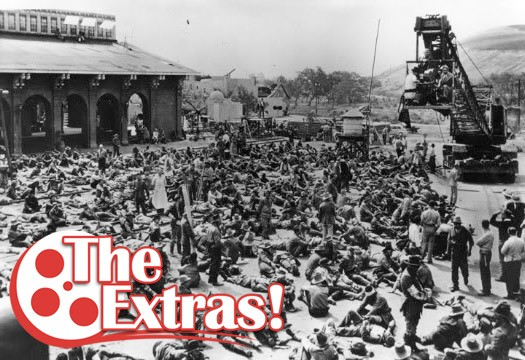 Extras! 450 Classic films for free, Django goes to Deadwood,The Expendables flex it up, Star Wars Underworld time travel rumour and Bane gets cute?! Plus much more! 1