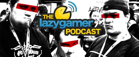 The Lazygamer Podcast - Shirtless 2010 Recap Edition 3D Alpha Extreme 5