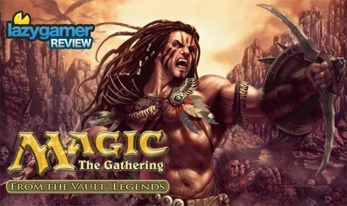 Magic The Gathering - From The Vault: Legends Review 3