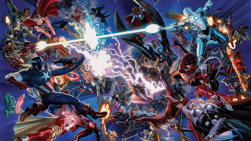 Marvel is revisiting the Secret Wars 2