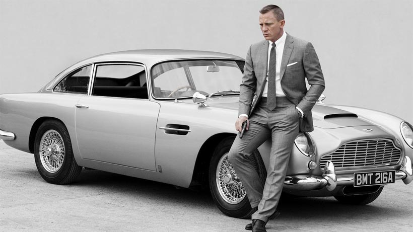 Cast and plot details of next James Bond film officially revealed... but no title yet 4