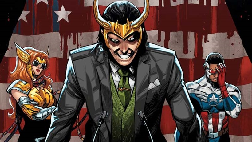 Marvel wants you to Vote Loki 3