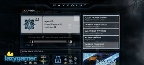 Halo Waypoint Gets A Reach Release-Day Update
