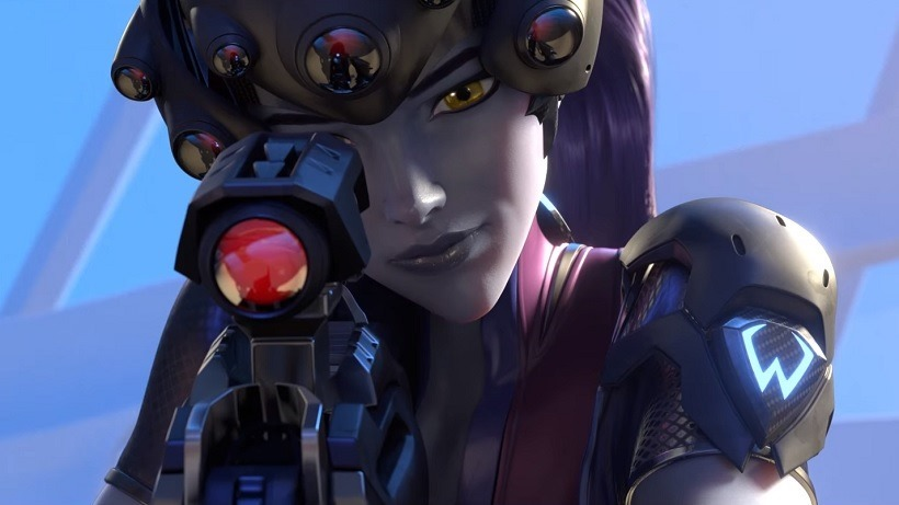 The Next Overwatch Animated Short Will Focus On Widowmaker Out On April 3rd