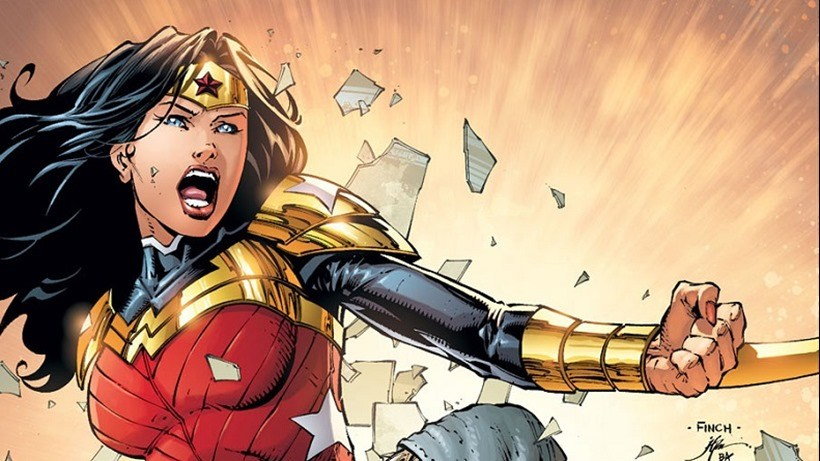 Wonder Woman's latest costume reflects her new standing in the DC universe 2
