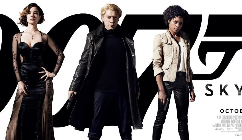 Be afraid in this new international trailer for SKYFALL 2