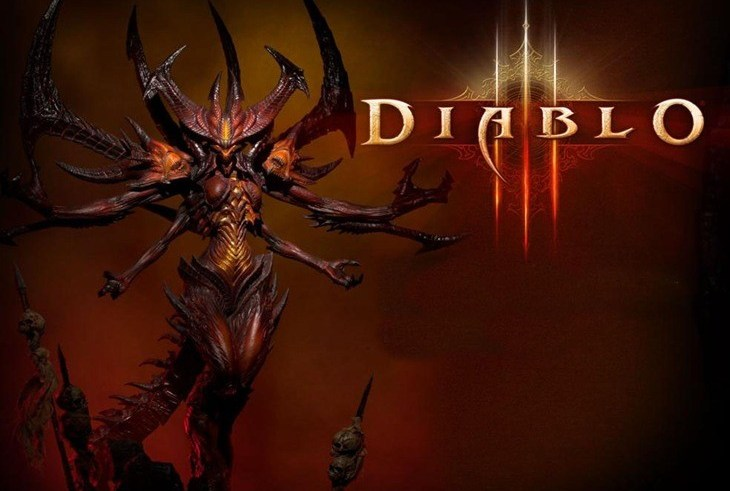 I'd sell my soulstone for this Diablo statue 6