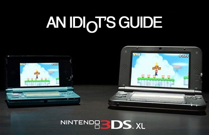 Nintendo 3DS XL review - An idiot's guide to the 3DS XL 1
