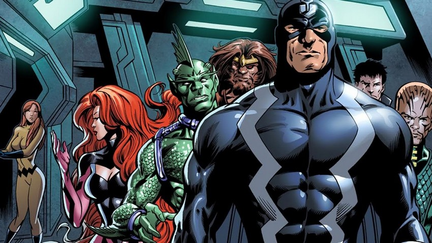 Rumour: Marvel casting new version of Inhumans; Vin Diesel, Aaron Taylor-Johson in consideration 4