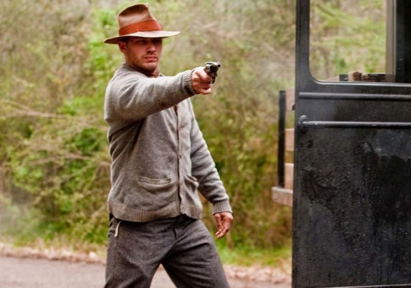 Tom Hardy lays down the law in these new clips from LAWLESS 1