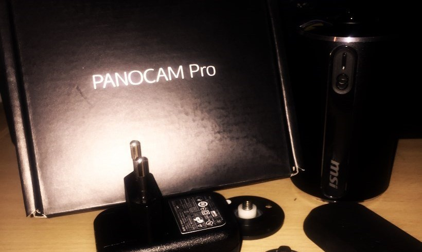 MSI Panocam Pro Reviewed–I see you standing there 3
