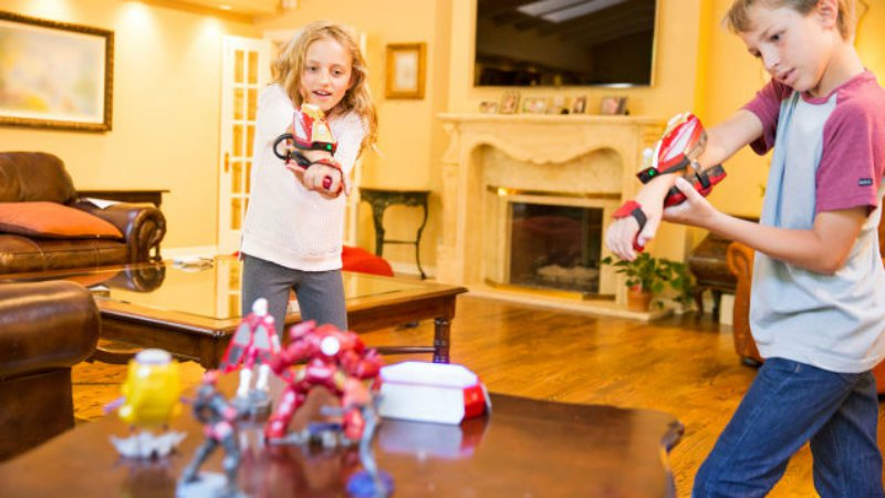 Disney launches wearable toys with Playmation 6