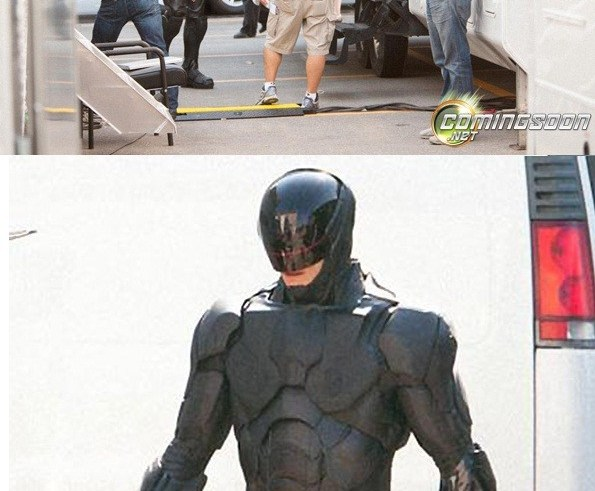 A first look at the new Robocop - I wouldn't buy that for a dollar! 8
