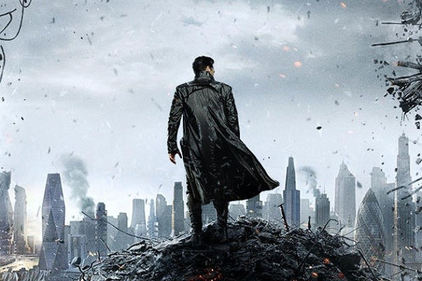 And here's your first teaser trailer for STAR TREK INTO DARKNESS 1