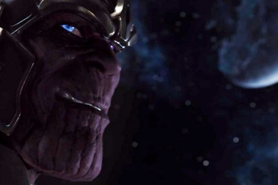 Thanos confirmed to appear in both AVENGERS 2 and GUARDIANS OF THE GALAXY, and he may be bringing some friends 12