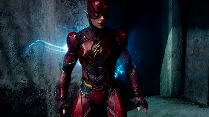 """Ezra Miller updates on Flash solo movie, says they're building a """"speedster multiverse"""" 4"""