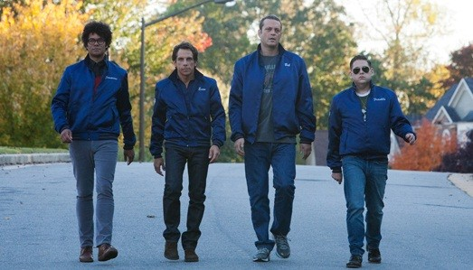 Stiller, Vaughn, Hill and Ayoade will save both the neighbourhood and the planet in this new international trailer for THE WATCH 1