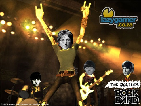 Rock Band Beatles CONFIRMED for SA! Pricing Details included