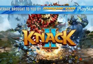 Knack 2 feels like a far more robust co-operative experience 32