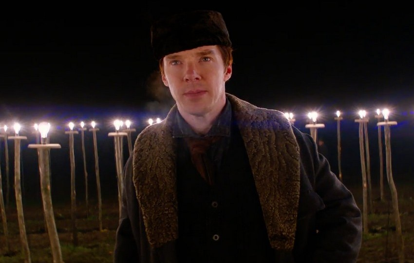 Watch Benedict Cumberbatch as Thomas Edison in electric first trailer for The Current War 1