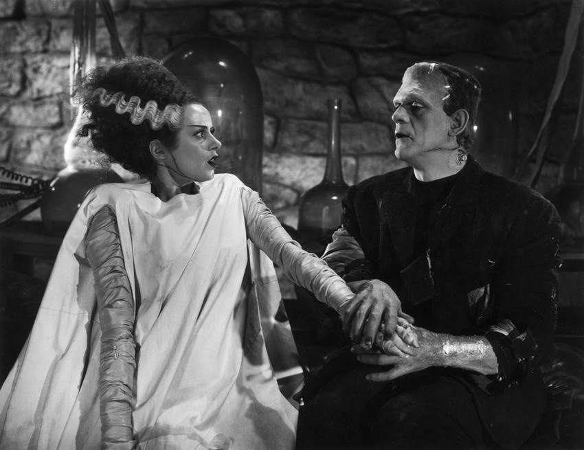 She's aliiiiive! Bride of Frankenstein back on at Universal with smaller scaled approach 5