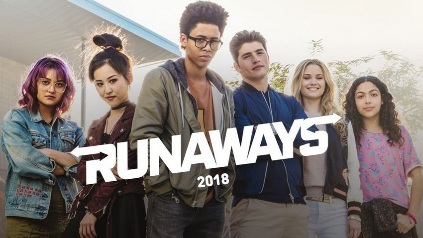 Watch the first trailer for Marvel and Hulu's The Runaways 1