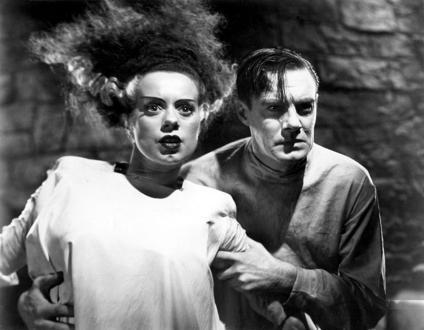 She's aliiiiive! Bride of Frankenstein back on at Universal with smaller scaled approach 6