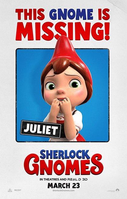 Sherlock Gnomes poster2