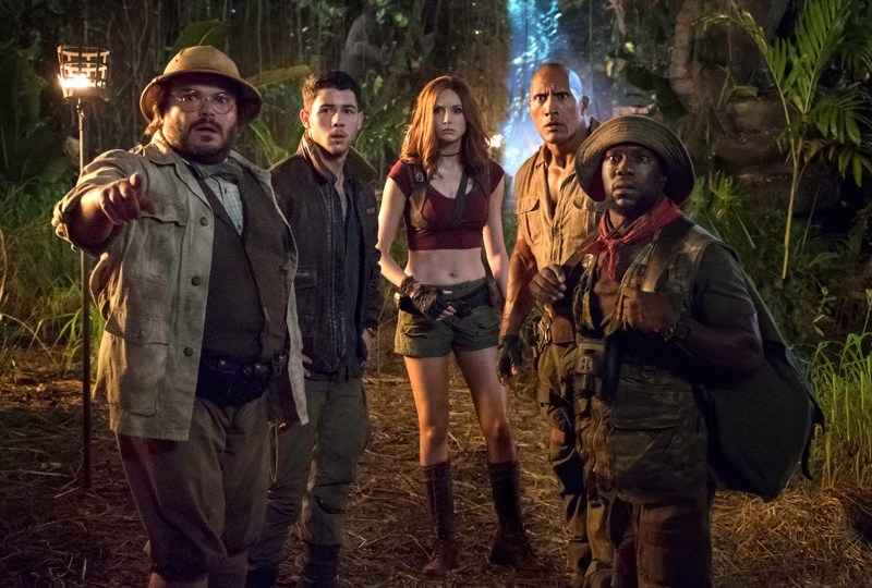 Jumanji: Welcome to the Jungle video review - All types of fun! 1
