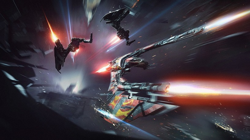 Star Citizen has unveiled a new development roadmap... for its roadmap 4