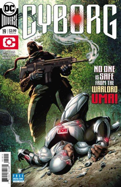 DC Universe (8)
