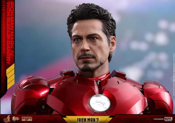 Hot Toys Iron Man Mark 4 (15)