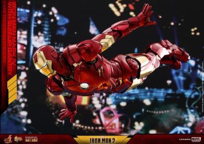 Hot Toys Iron Man Mark 4 (23)