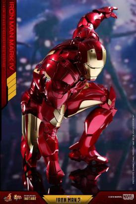 Hot Toys Iron Man Mark 4 (3)