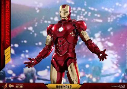 Hot Toys Iron Man Mark 4 (6)