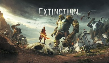 Extinction preview - Standing on the shoulders of giants (and then cutting their heads off) 7