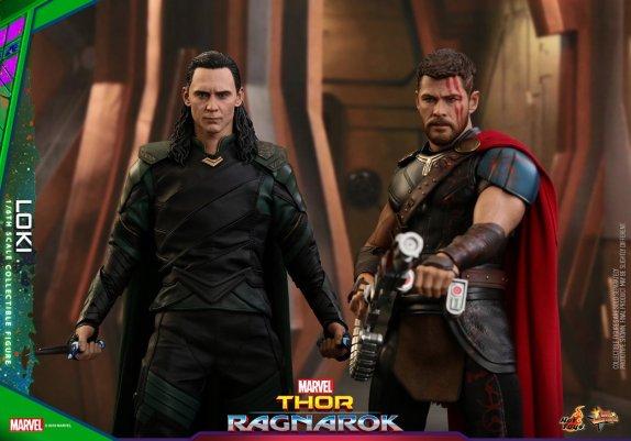 Hot Toys Loki (6)